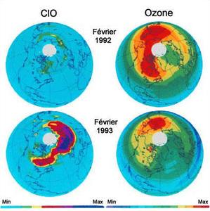 Qu est ce que le trou d ozone la couche d 39 ozone et le trou d 39 ozone recherche en environnement - Qu est ce que la couche d ozone ...
